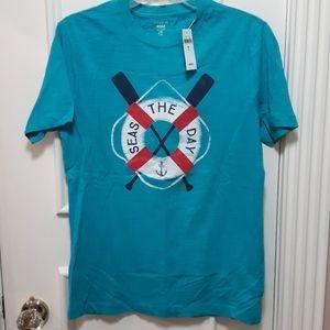 🛍️ NWT gap nautical t shirt
